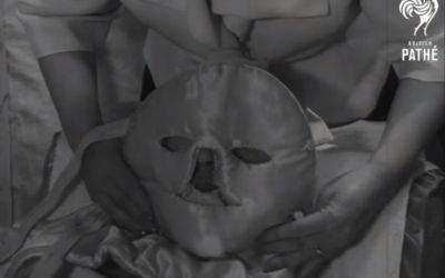 Radioactive Face Mask (1953)