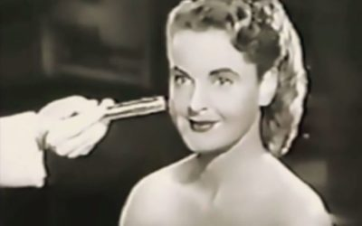 Atomic Testing with Dorothy Gray Salon Cold Cream