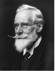 Photograph of William Crookes